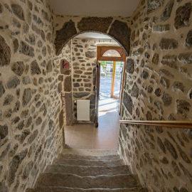Escalier (vue d'en haut)